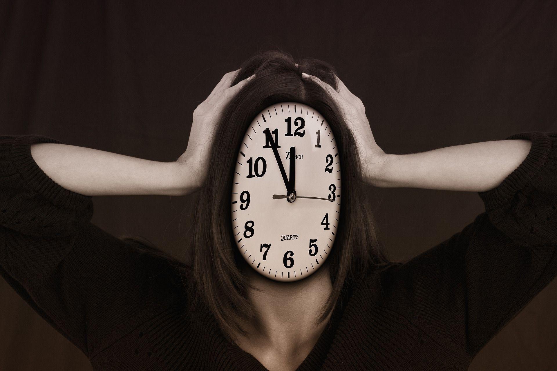 Pare de Culpar o Tempo